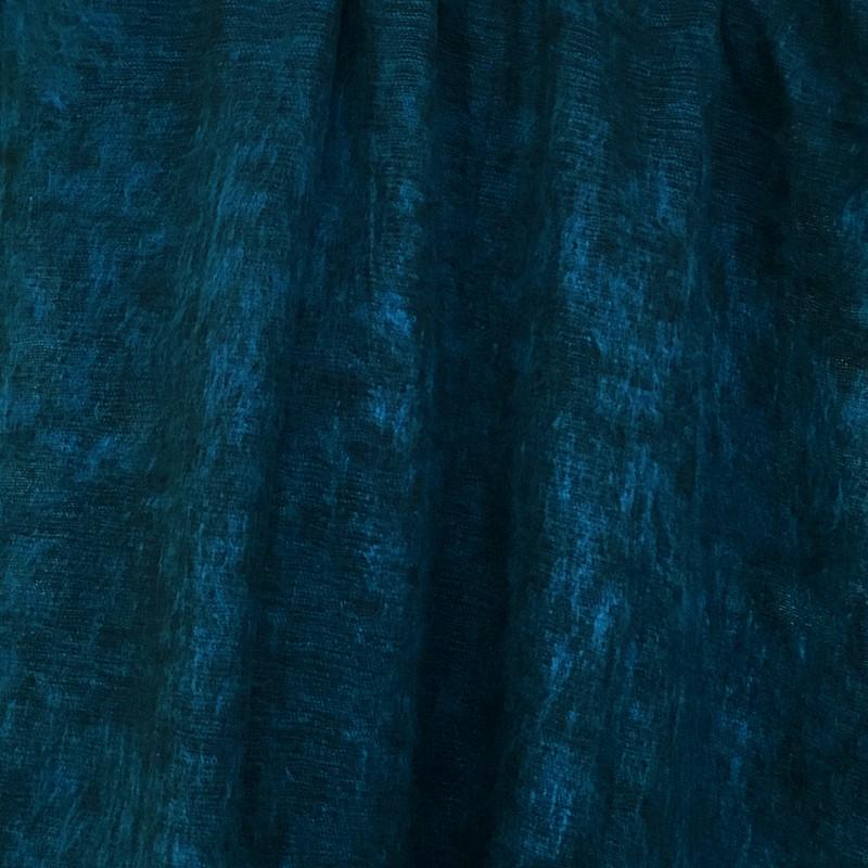 Woolen Shawl Color - Midnight