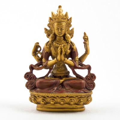 Avalokiteshvara (Chenrezig) Statue