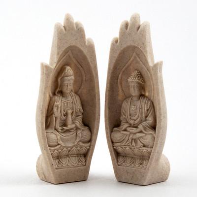 Buddha Serenity Hands
