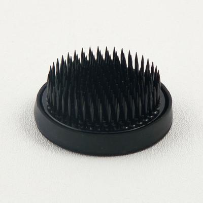"Round Kenzan - 2.5"" Black"