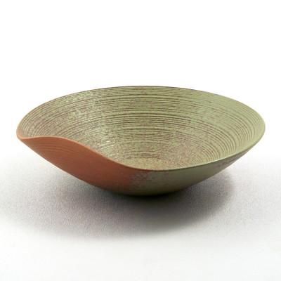 Terra Moss Ikebana Vase