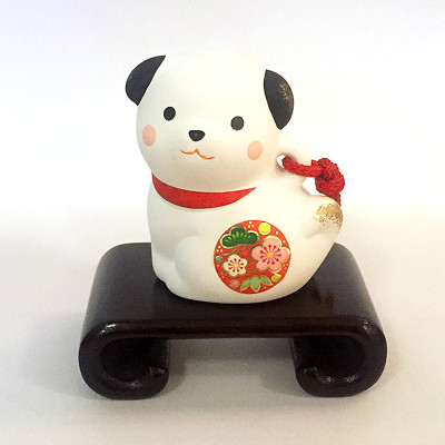 *Year of the Dog Figurine