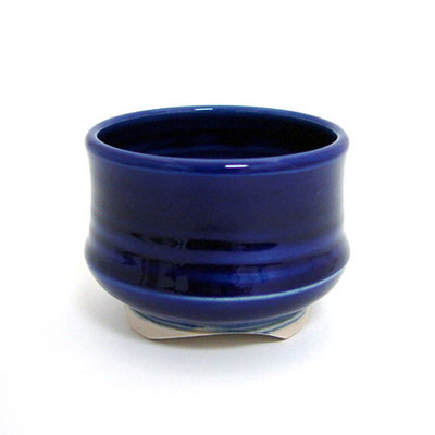 Cobalt Blue Incense Cup
