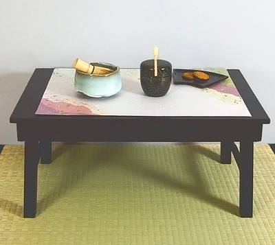Modern Tea Table