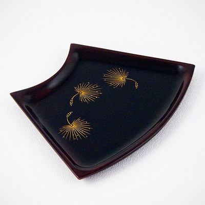 Lacquered Tea Sweets Tray