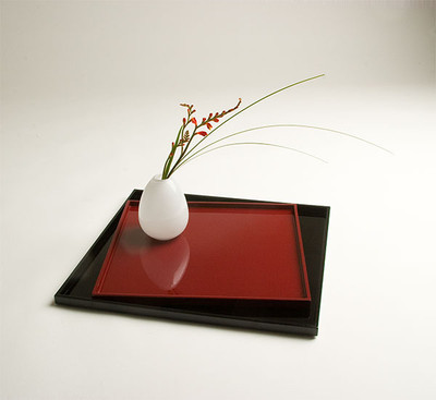 Lacquered Trays