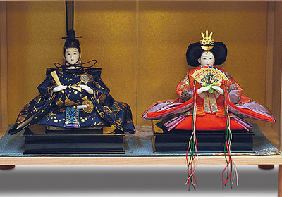 Ohinasama King & Queen Dolls