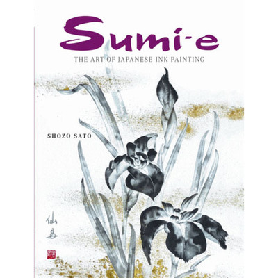 Sumi-e book and DVD