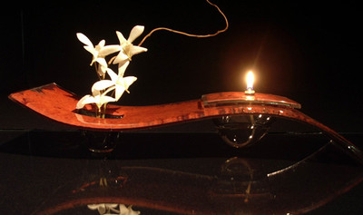 Illuminated Ikebana