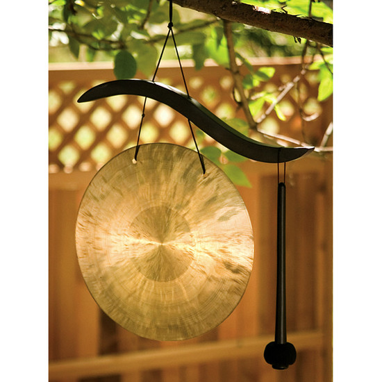 Hanging Wave Gong