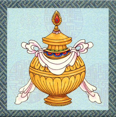 Treasure Vase Tile