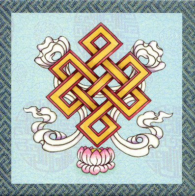 Endless Knot Tile