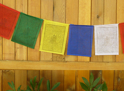 Mini Tara Prayer Flags
