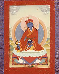 Medicine Guru Thangka Print