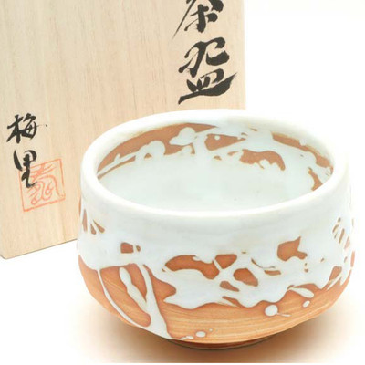 Powder Snow Tea Bowl