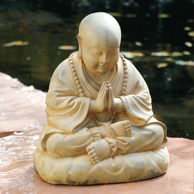 Incroyable Anjali Garden Monk