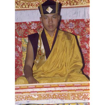 H.H. 17th Karmapa - C