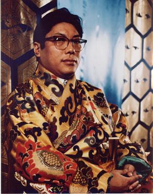 Chogyam Trungpa Rinpoche - B