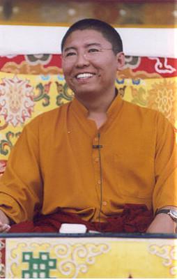 Tsoknyi Rinpoche - A