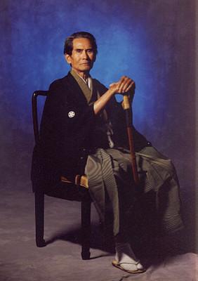 Shibata Kanjuro Sensei - A