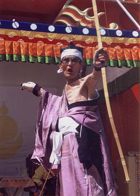 Shibata Kanjuro Sensei - B