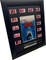 Jaws Cast Signed film cell (1975)