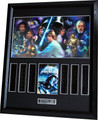 3D Star Wars Trilogy Hologram film cell (1977-1983)