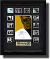 "Star Trek Signed by Anton Yelchin  ""Chekov "" film cell  (2009)"