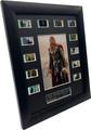 Thor: The Dark World (2013) filmcell , Signed b y Chris Hemsworth