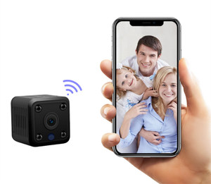 RSL Mini Cube Multi-use Battery powered IP camera