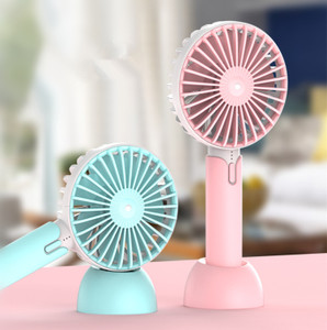 2in1 USB Desktop and handheld fan