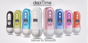 DepiTime Heated-Line Hair Remover