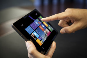 SmartPro 8'' Windows Tablet with accessories