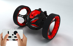 Remote Control Smart Bouncerbot