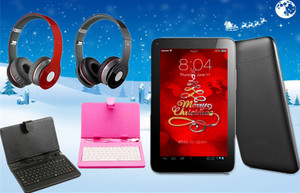 SmartPad Lite 7inch QuadCore Android 4.4 Tablet with Headphones