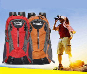 40L Travel and Outdoor Sports Backpack