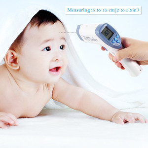 Non-contact Body Skin Infrared IR Digital Thermometer