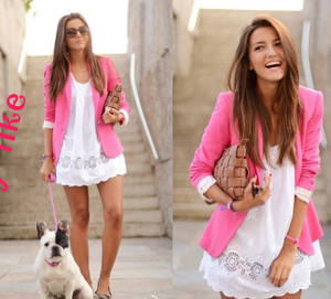 Summer Light Blazer