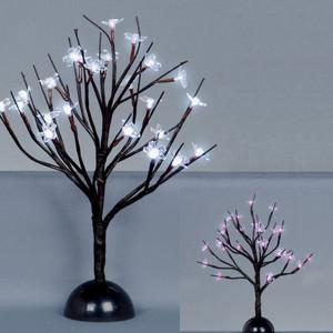 Christmas Battery LED 45cm Light up Cherry Blossom Tree