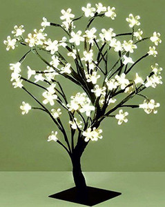 45cm 48 leds LED Cherry BLOSSOM TREE Xmas Christmas Light Warm White