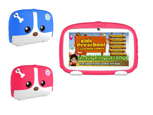 Kids SmartPad Lite 7inch QuadCore Android 4.4 Tablet bundle