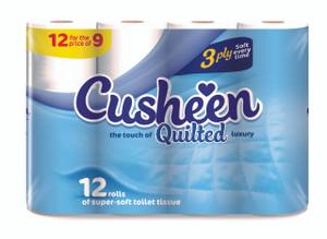 3ply  Cusheen Toilet roll x 60