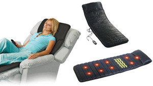 FULL BODY HEATED MASSAGE MAT