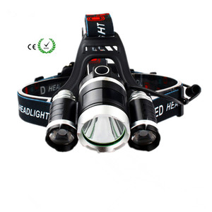LED Headlamp Headlight Camping Fishing Light