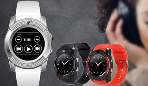 SmartPro Phone Watch with Bluetooth and SIM card slot