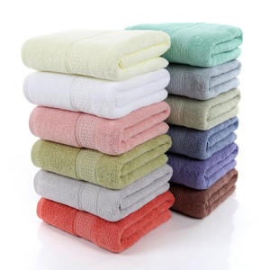 4 Egyptian Cotton Bath Sheets - 12 Colours