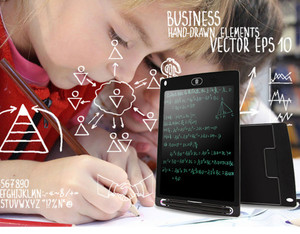8.5'' LCD Digital Writing/Drawing Tablets with colour options