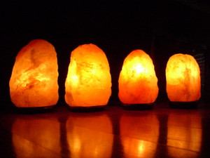 Himalayan Therapy Salt Lamp