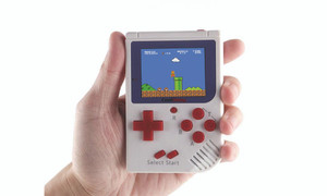 2.5'' LCD Classic Portable Handheld Video Game Console 129 Games Built in