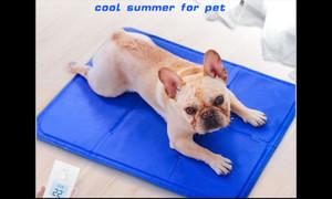Pet cooling gel mat S